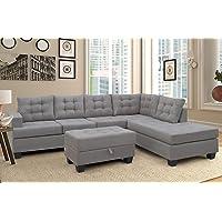 Amazon Best Sellers: Best Living Room Furniture Sets