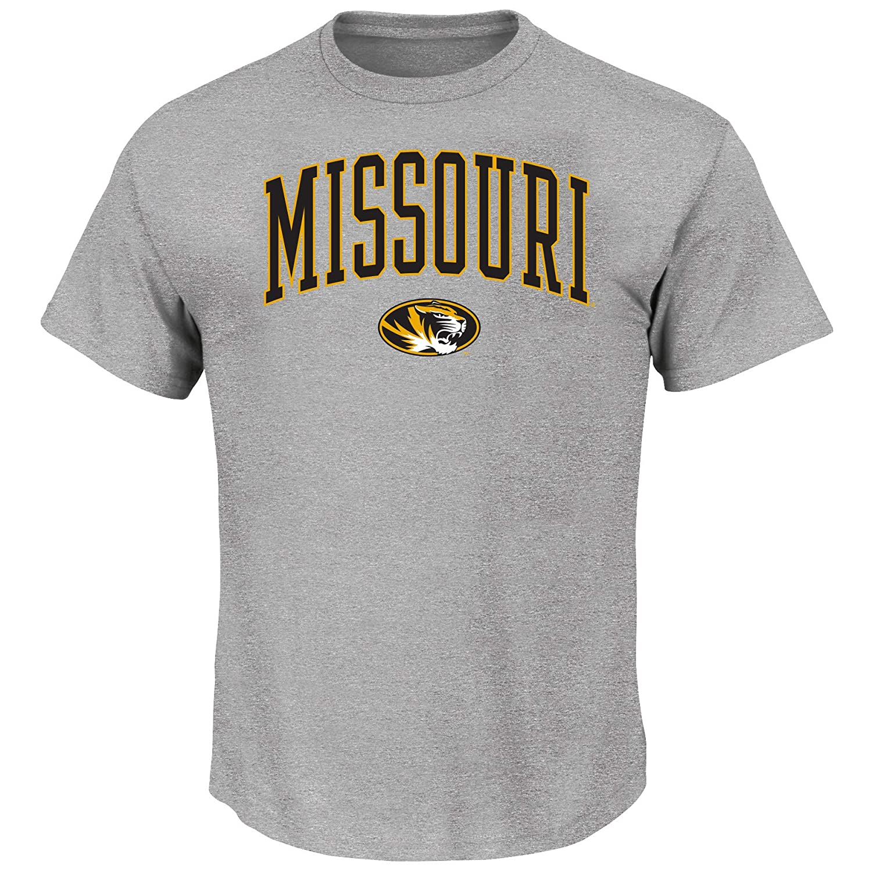 NCAA Mens Big and Tall Short Sleeve Cotton Tee Shirt