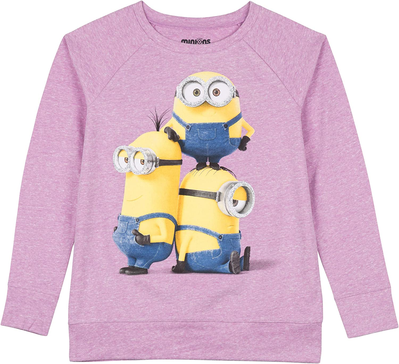 KIDS hoodies despicable me 2 minion boys cloth giresls