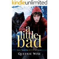 a Little Bad (Big Bad Wolves Book Three) book cover