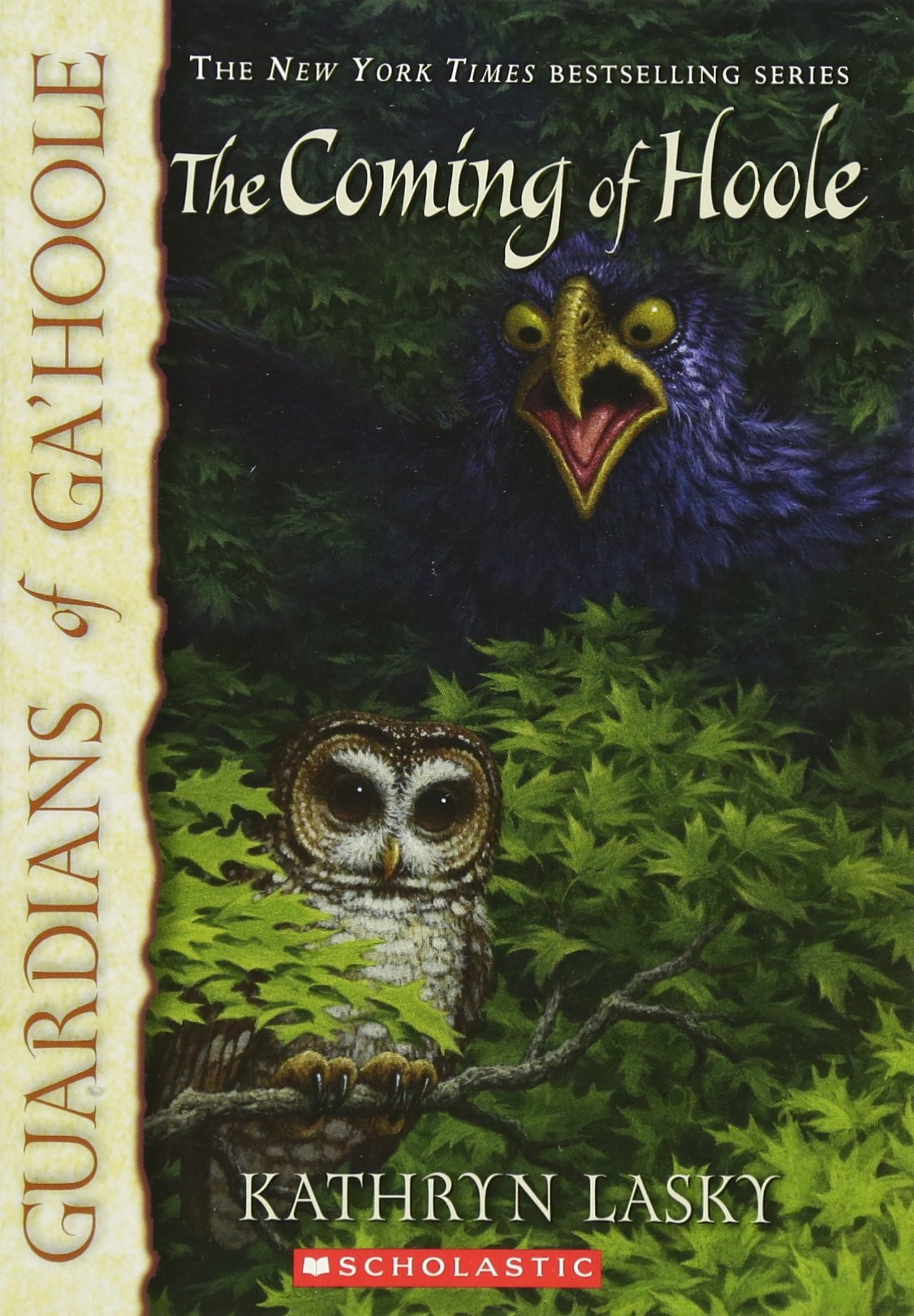 The Coming of Hoole (Guardians of Ga'hoole, Band 10)