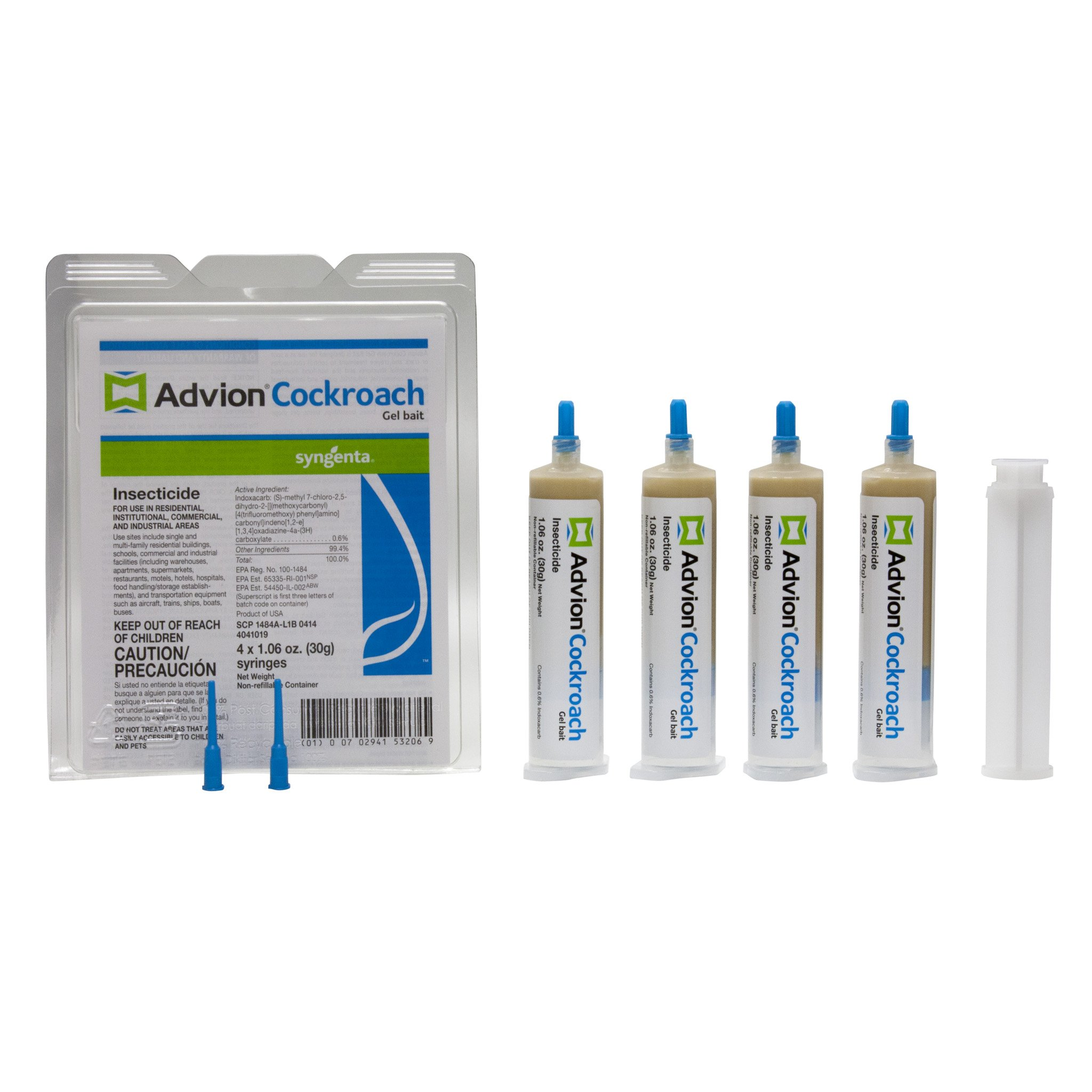 Advion Roach Gel-5 boxes (20 tubes) UNI1018 by advion
