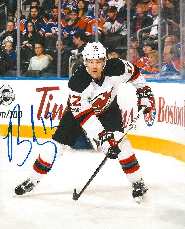 Autographed Ben Lovejoy Photograph - 8X10 w COA A - Autographed NHL Photos  at Amazon s Sports Collectibles Store 25d6a2271e9