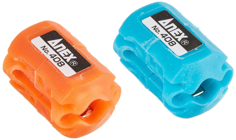 アネックス(ANEX) マグキャッチMINI 段付用 細軸 4.5~5.5mm用 2個入 12セット入 No.408 B01HZBD68O