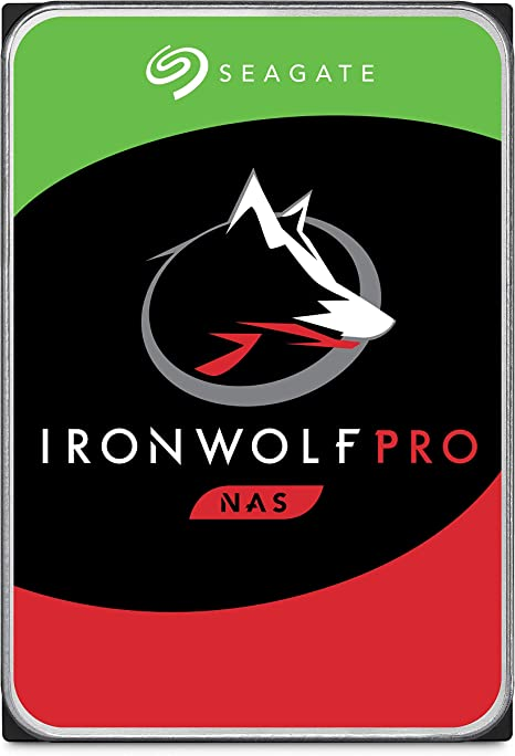 Seagate IronWolf Pro, 14TB, NAS, Unidad de disco duro interna, HDD ...