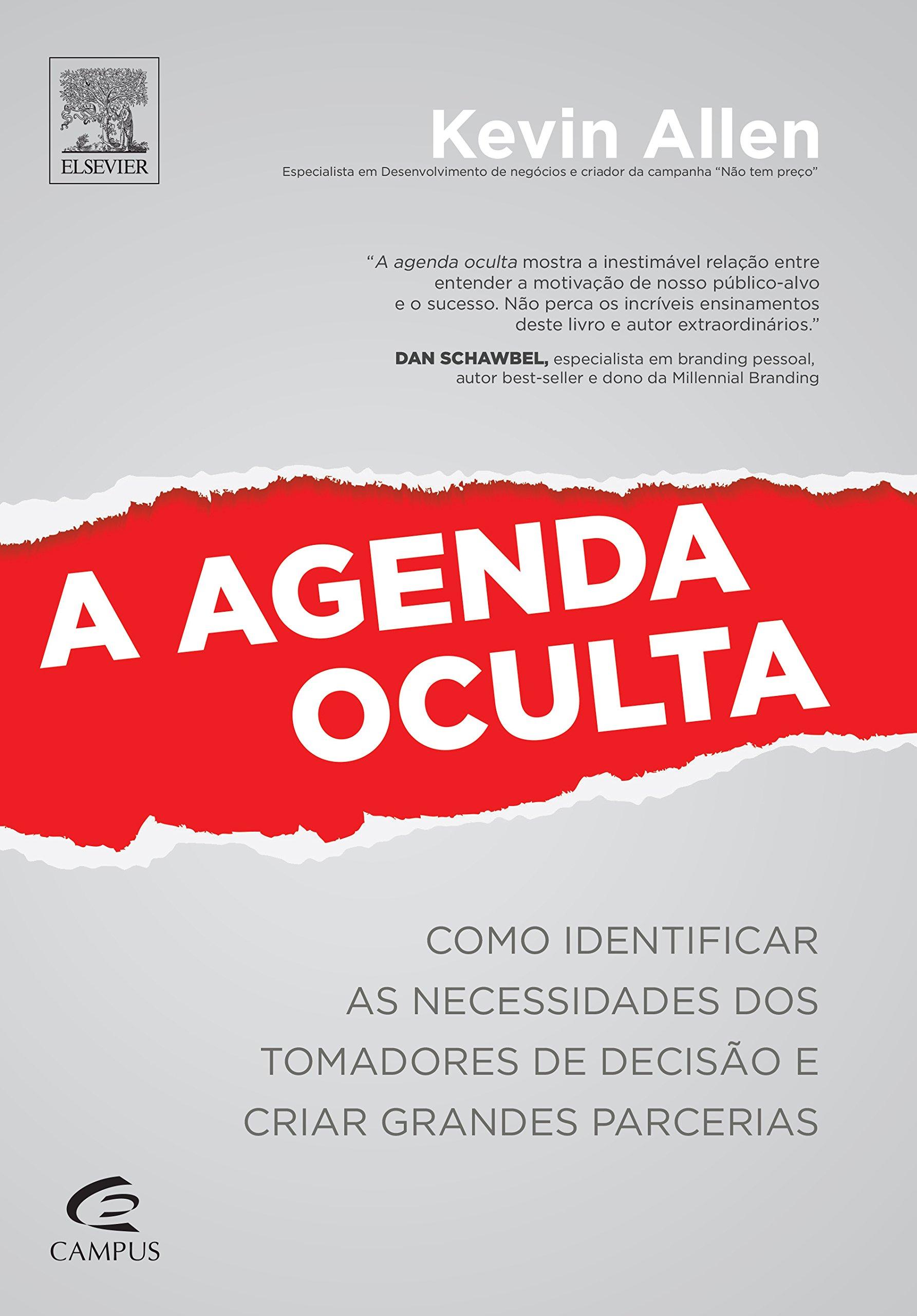 A Agenda Oculta (Em Portuguese do Brasil): Kevin Allen ...