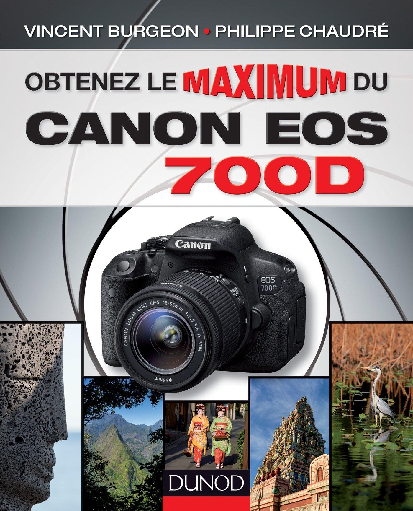 Obtenez le maximum du Canon EOS 700D: Amazon.es: Philippe Chaudré ...