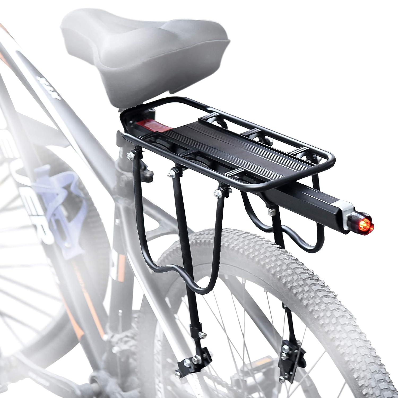 careslong Portabultos Bicicleta, Portaequipajes Bicicleta ...