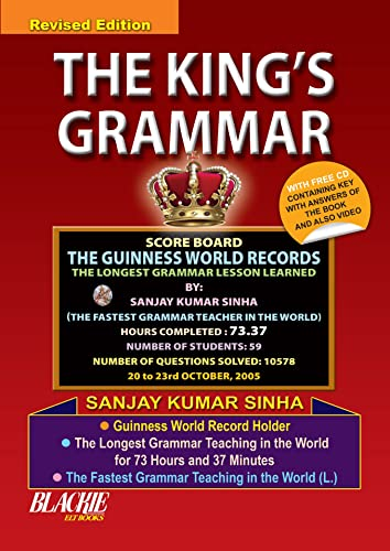 The King�s Grammar