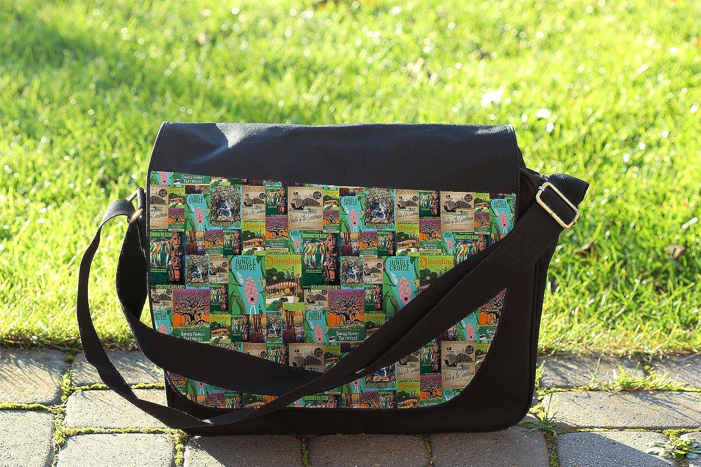 Adventureland Messenger Bag