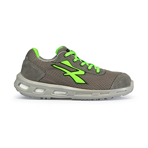 U-Power Summer S1p SRC, Zapatos de Seguridad Unisex Adulto: Amazon.es: Zapatos y complementos
