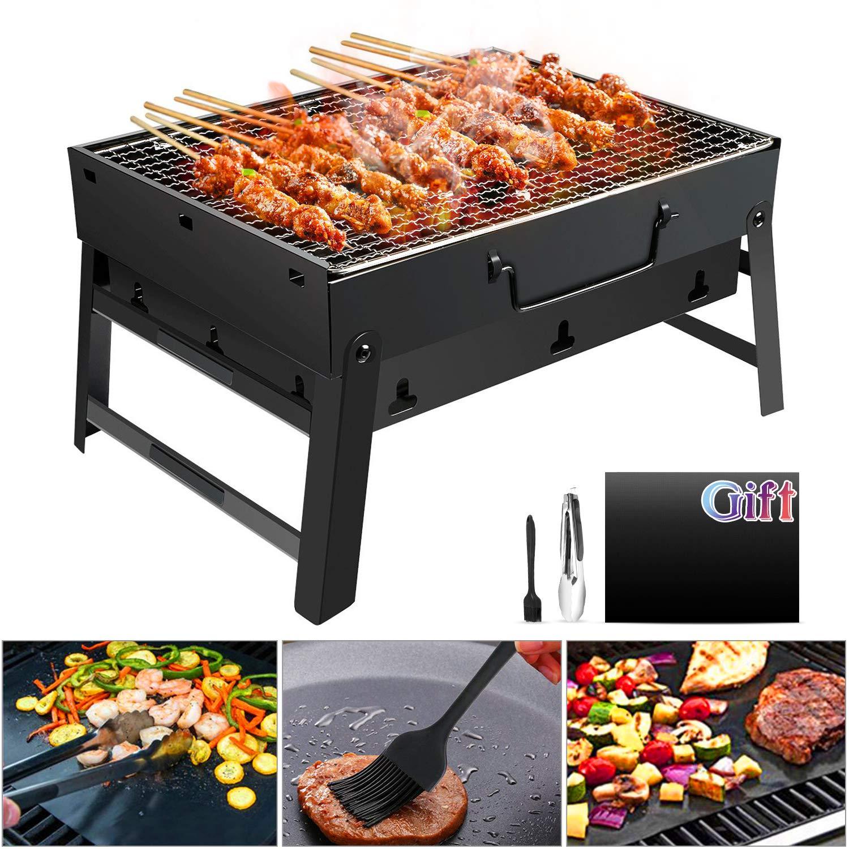 Barbecue Carbone Portatile Golwof