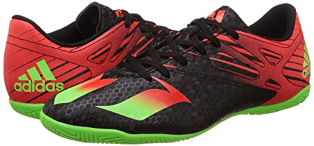 4c19dada8e Tênis Futsal Chuteira Adidas Messi 15.4 IN  Amazon.com.br  Esportes e  Aventura