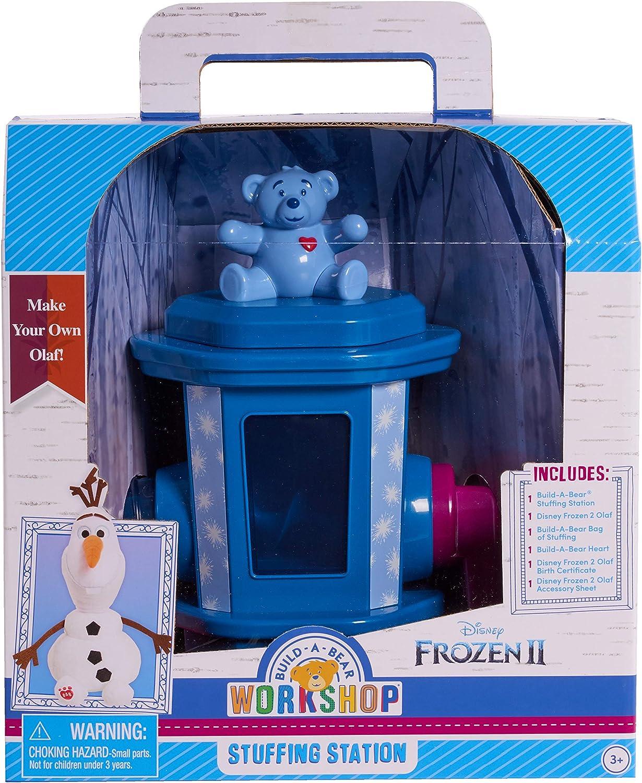 Build A Bear Disneys Frozen Workshop Olaf Stuffing Station