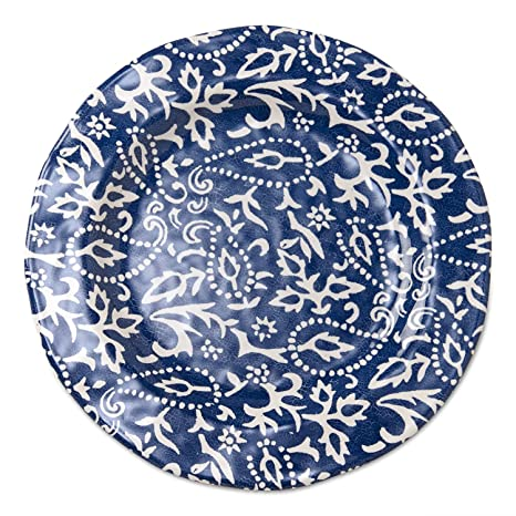 tag - Artisan Melamine Dinner Plate Durable BPA-Free and Great for Outdoor  sc 1 st  Amazon.com & Amazon.com | tag - Artisan Melamine Dinner Plate Durable BPA-Free ...