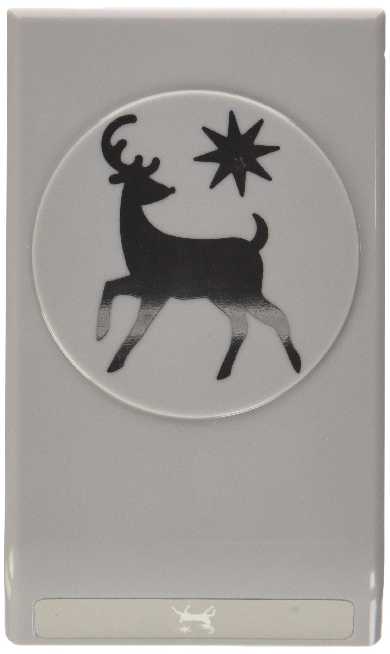 EK Tools Reindeer Large Hole Punch