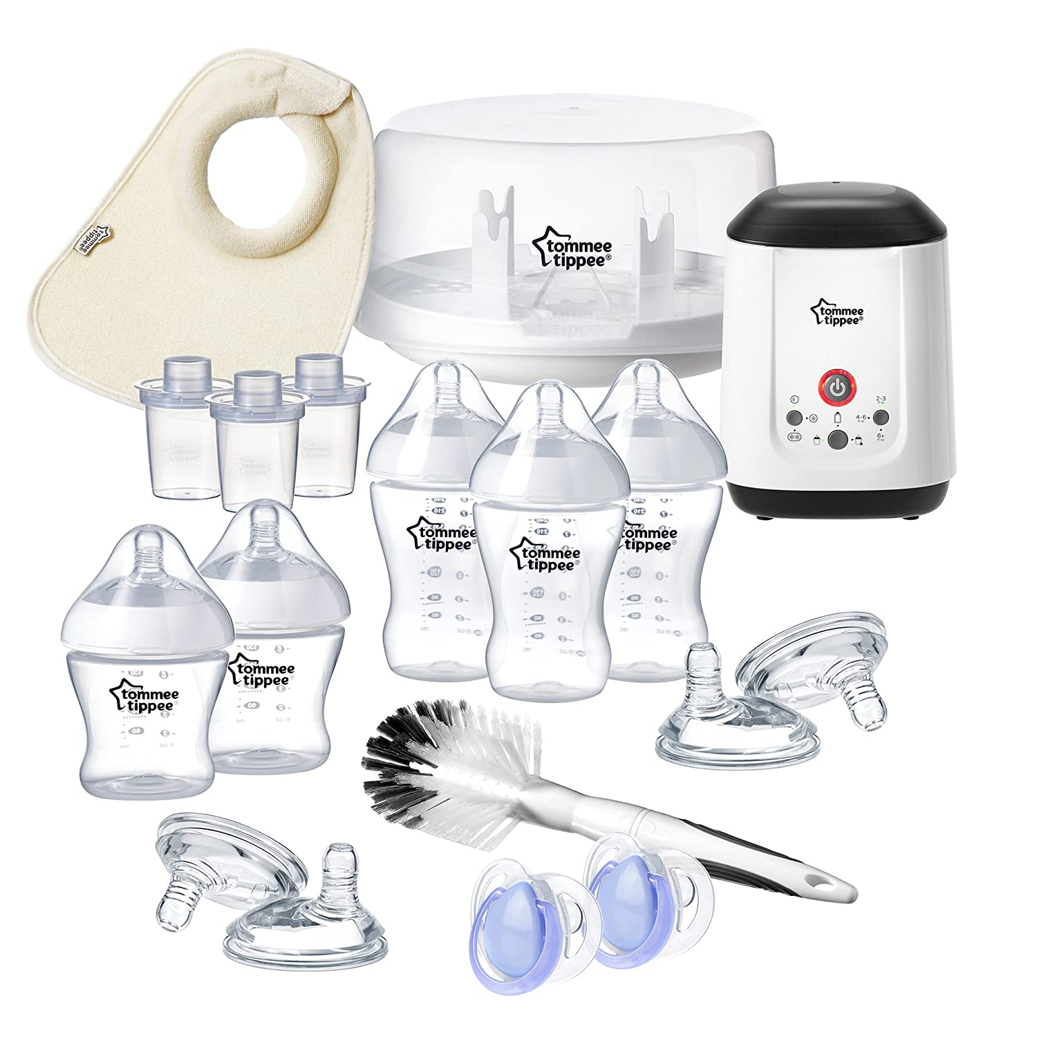 Amazon.com: Tommee Tippee Ultra All-in-One Set Regalo Recién ...