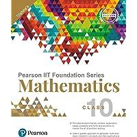 Pearson IIT Foundation Maths Class 10
