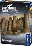 Thames & Kosmos 695088 Adventure Games - The Dungeon Card Games