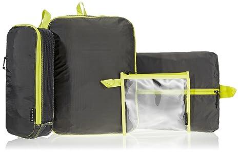 Crumpler Organizador de maleta, Hellbraun/Gelb (Marrón) - TIDCS-L-001