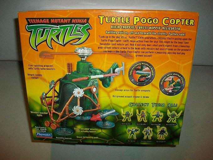 Vivid Imaginations Ninja Turtle - Copter de pogo de Tortuga ...