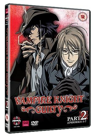Vampire Knight Guilty Vol2 DVD