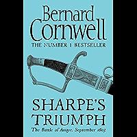 Sharpe's Triumph: The Battle of Assaye, September 1803 (The Sharpe Series, Book 2) (English Edition)