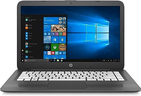 Amazon.com: HP Stream Laptop PC 14-ax030nr (Intel Celeron ...