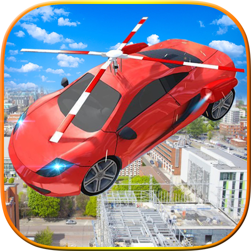Ultimate Racing (Futuristic Flying Car Sim)
