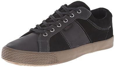 Simple Men's Waveoff Fashion Sneaker, Black, ...
