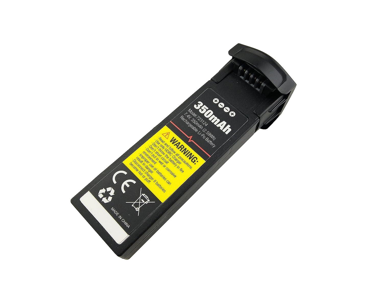 Fytoo 2PCS 7.4V 350mah Lipo Batería para UDIRC U29 U29S Plegable ...