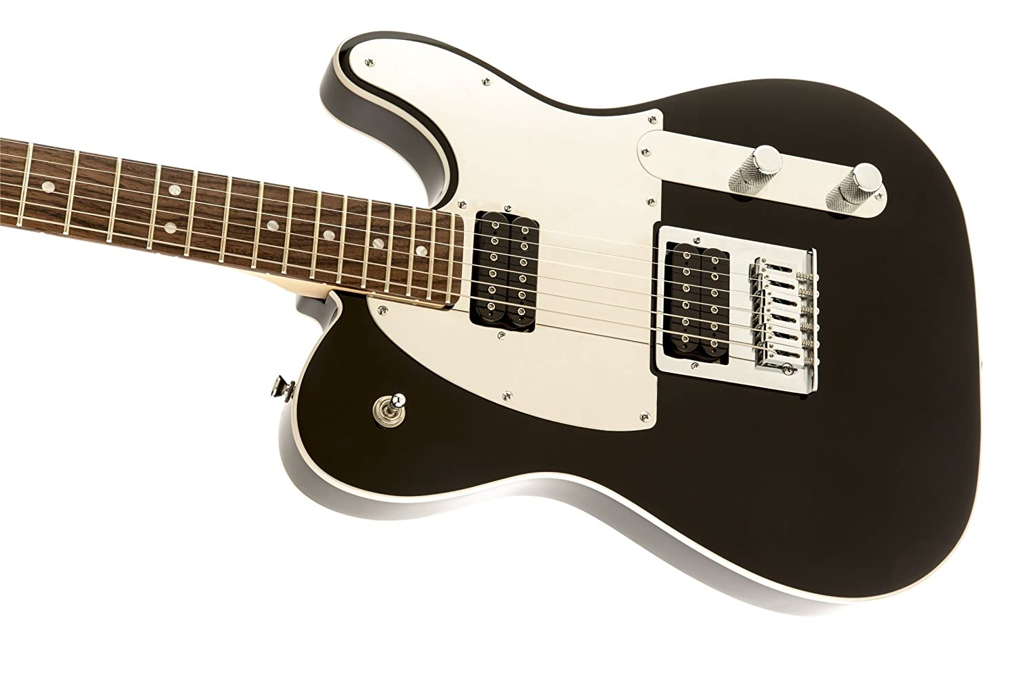 Squier by Fender J5 Signature Series Telecaster - Guitarra eléctrica, color negro: Amazon.es: Instrumentos musicales