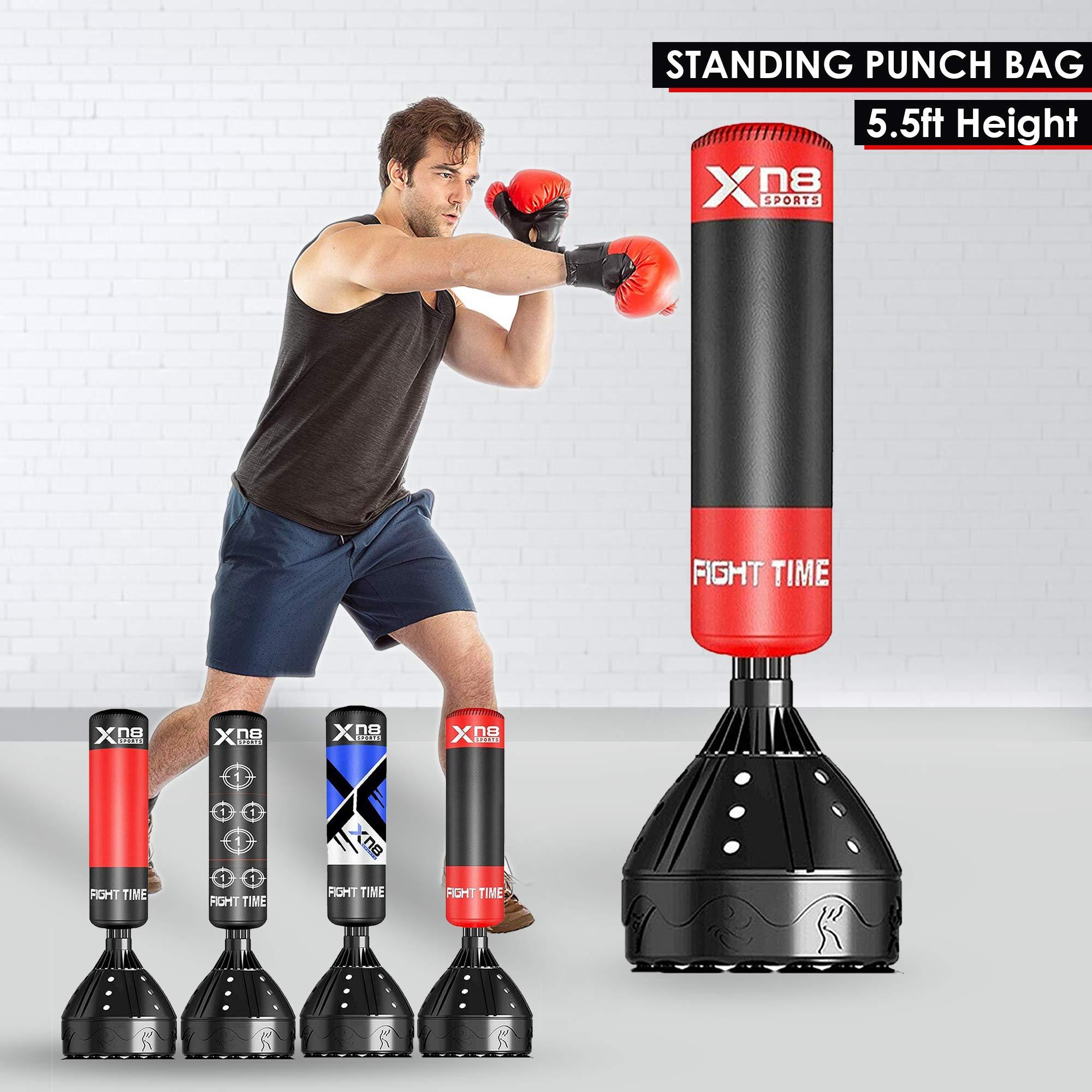 FOAM PUNCH BAG PUNCHING TARGET TRAIN KICK BOXING MARTIAL ARTS MMA UFC KARATE