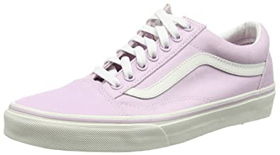 76d156cd9a3209 Vans Old Skool Winsome Orchid White (5 Women   3.5 Men M US)