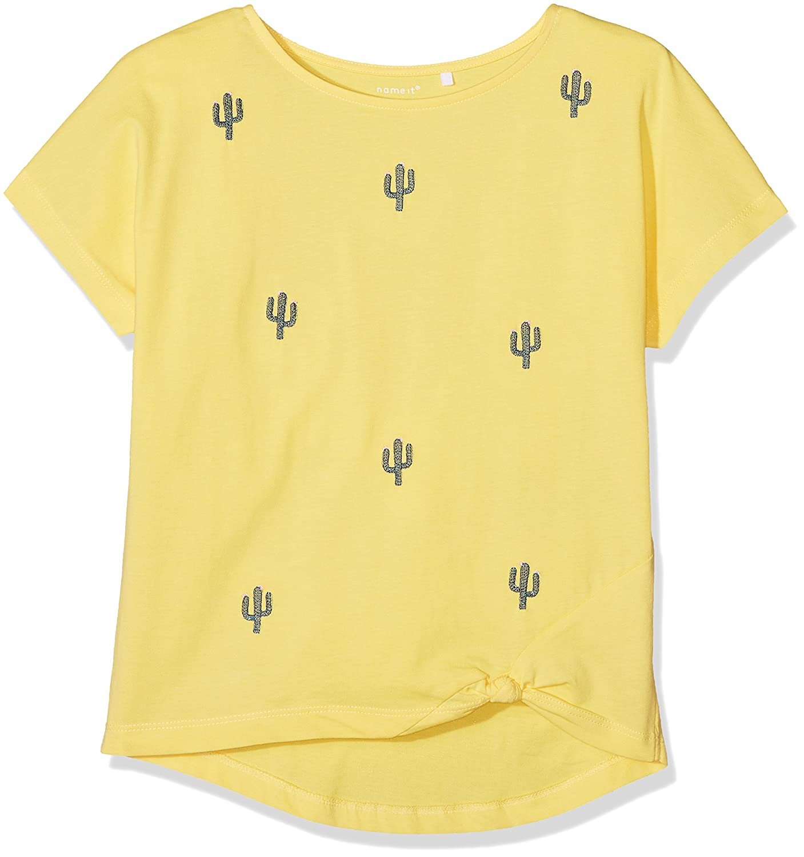 Name It Nkfjuliane SS Top Box, T-Shirt Bambina 13152708