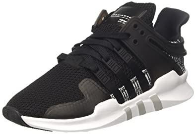 cheap for discount 10f57 5f1ca adidas Unisex-Kinder EQT Support ADV Gymnastikschuhe, Schwarz core  BlackFTWR White,