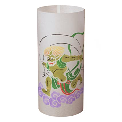 FUJIN - Lámpara japonesa hecha a mano
