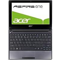 Acer Aspire One 522 25,7 cm (10,1 Zoll) Netbook (AMD C-60, 1GHz, 1GB RAM, 320GB HDD, ATI HD 6290, Bluetooth, Win 7 Starter) schwarz