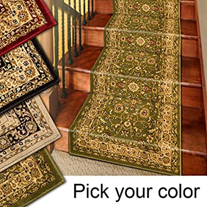 Amazon Com Marash Luxury Collection 25 Stair Runner Rugs Stair