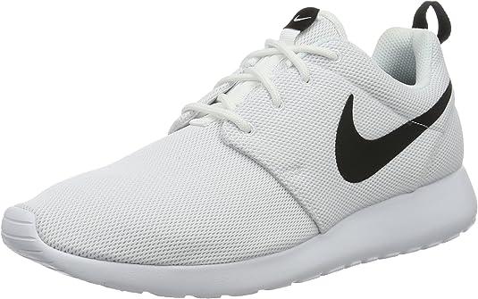 Nike Roshe One, Zapatillas de Running para Niñas, Blanco (Blanco ...