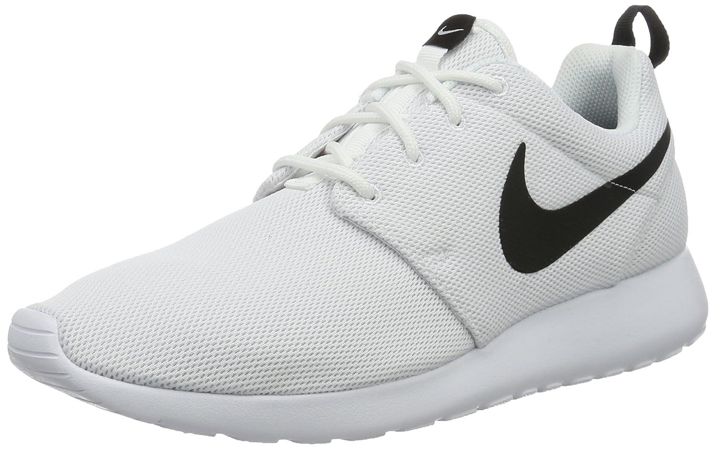 04785583d4b1d Top20  Nike Womens Roshe One Running Shoes (5 B(M) US)(White White Black)