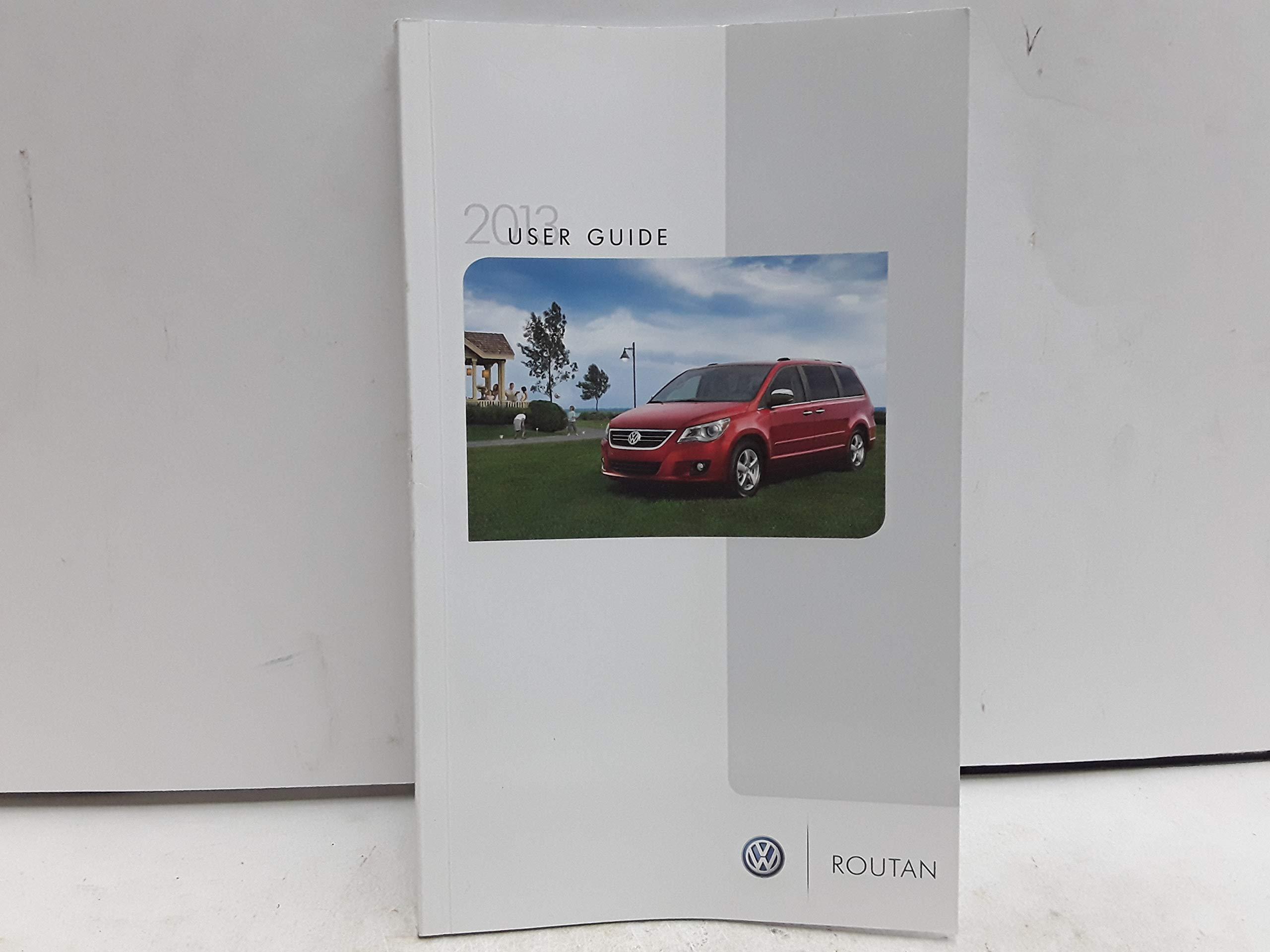 volkswagen routan service manual
