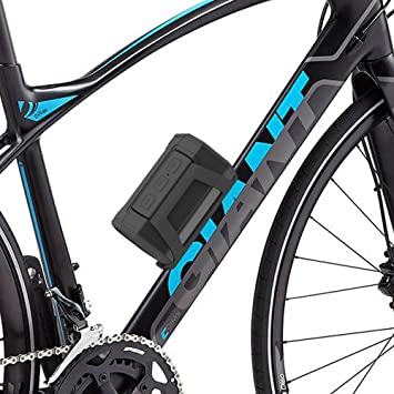 Jarv Impermeable Bluetooth Bike Altavoz con Radio FM. Soporte para ...