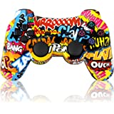Controller Wireless Double Vibration Gamepad per PS3 Playstation 3 (Sixaxis Edition)