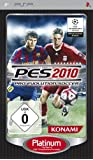 PES 2010 : Pro Evolution Soccer - platinum [import allemand]