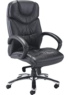 alphason northland brown high back real leather executive office chair. office hippo executive chair - premium grade black leather alphason northland brown high back real b