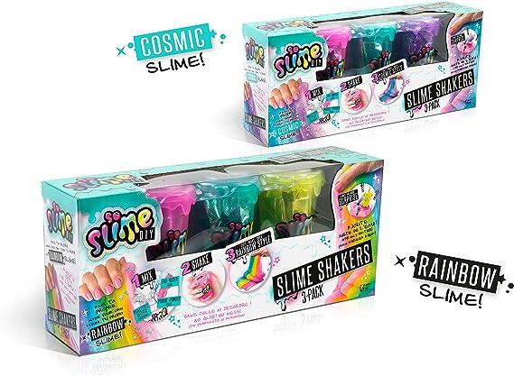 Slime SSC 003 - Coctelera de Limo, Modelos/Colores Surtidos, 3 Piezas: Amazon.es: Juguetes y juegos