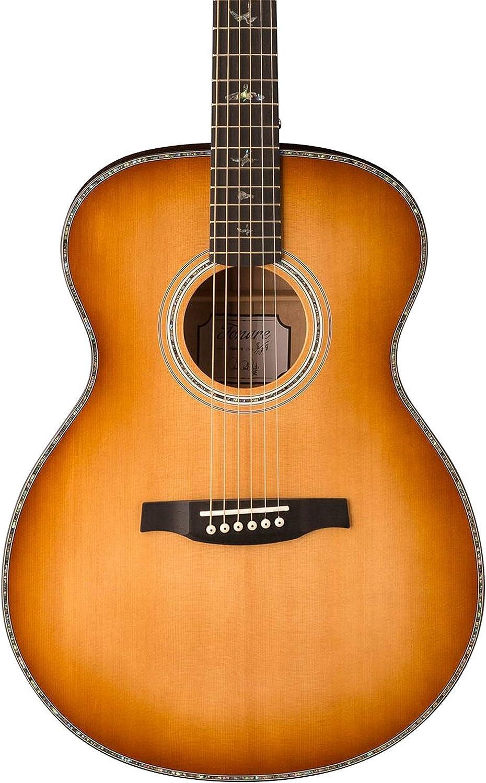 PRS Guitars Guitarra acústica eléctrica de 6 cuerdas, derecha (100954:VS)