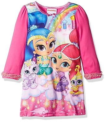 Nickelodeon Shimmer and Shine Bata para Ni/ñas