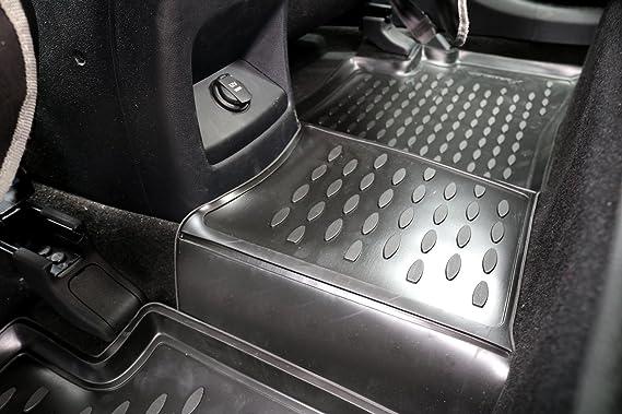 Ad Tuning Fm31002 Passform Gummifußmatten 5 Teilig Schwarz Auto